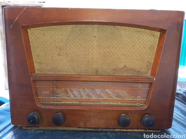 RADIO SIERA, S353A01, PARA PIEZAS O RESTAURACION. (Radios, Gramófonos, Grabadoras y Otros - Radios de Válvulas)