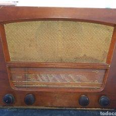 Radio a valvole: RADIO SIERA, S353A01, PARA PIEZAS O RESTAURACION.. Lote 261111880