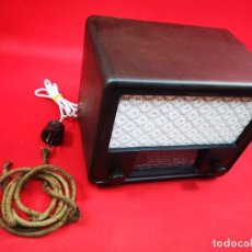 Radios de válvulas: RADIO VÁLVULAS TELEFUNKEN SUPER 2B54GWK ÉPOCA WW2. Lote 261571665