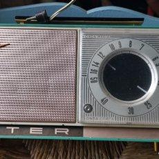 Rádios de válvulas: RADIO ANTIGUA INTER. Lote 262004115