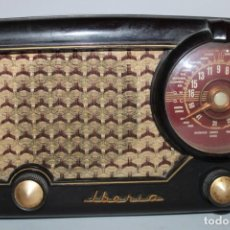 Radio a valvole: IBERIA RADIO S.A MODELO B-32. Lote 263683510