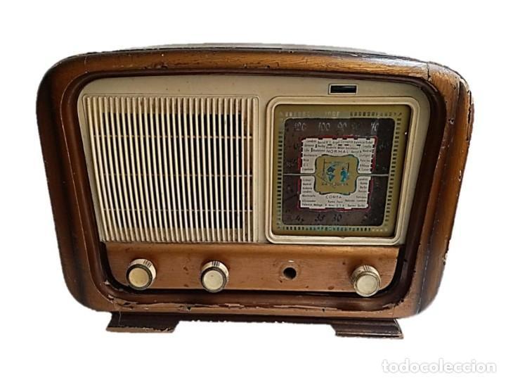 RADIO DE VALVULAS RADIODINA MODELO 368 AÑOS 30 (Radios, Gramófonos, Grabadoras y Otros - Radios de Válvulas)