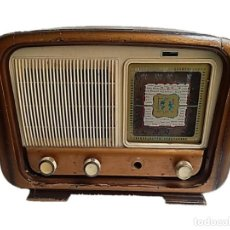 Radio a valvole: RADIO DE VALVULAS RADIODINA MODELO 368 AÑOS 30. Lote 263719980