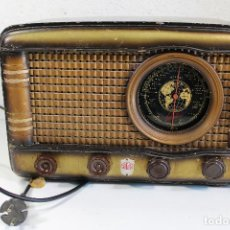 Radio a valvole: ANTIGUA RADIO PITMAN - ASENCIO QUIRANT GONZALVEZ. Lote 263880335