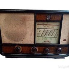 Radio a valvole: RADIO 5 VALVULAS SBR MODELO 1231 SOCIEDAD BELGICA DE RADIO AÑOS 50. Lote 263881975