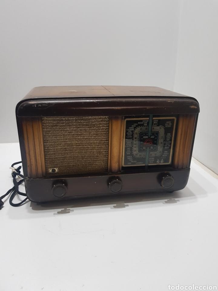 ANTIGUA RADIO SUN (Radios, Gramófonos, Grabadoras y Otros - Radios de Válvulas)