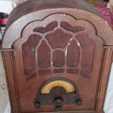 Radio a valvole: RADIO DE CAPILLA. Lote 264223052