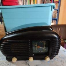 Radio a valvole: RADIO ANTIGUA TESLA TALISMÁN 308U. Lote 264309920