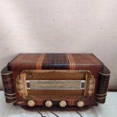 Radio a valvole: PRECIOSA RADIO ANTIGUA DE VÁLVULAS. Lote 264469954