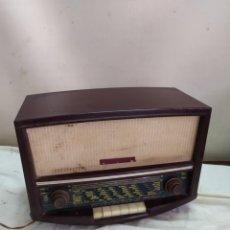Radio a valvole: ANTIGUA RADIO DE VÁLVULAS. Lote 264723869