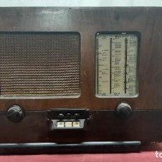 Radio a valvole: APARATO RADIO VALVULAS LA VOZ DE SU AMO. Lote 264750744