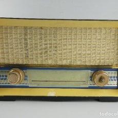 Radio a valvole: ANTIGUA RADIO DE VALVULAS MODELO-P-65 PROBABLEMENTE RADIO MELODIAL. Lote 265118739
