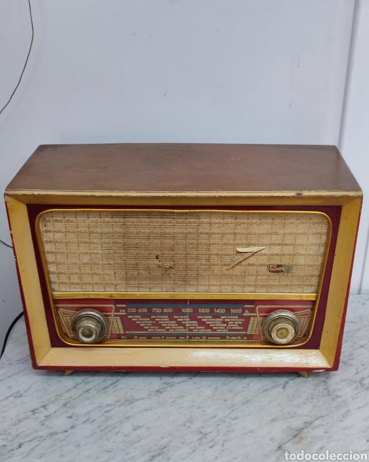 RADIO VICSON (Radios, Gramófonos, Grabadoras y Otros - Radios de Válvulas)