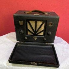 Radio a valvole: ANTIGUA RADIO WINDSOR DE VALVULAS RARA . VER FOTOS. Lote 265918618