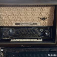 Radios à lampes: NORMENDE RADIO. Lote 266374033