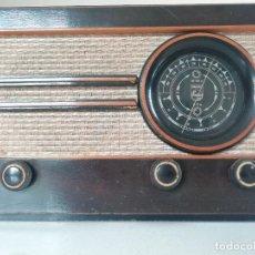Radios de válvulas: RADIO PHILIPS BE-273-U (5 VÁLVULAS). Lote 267024484