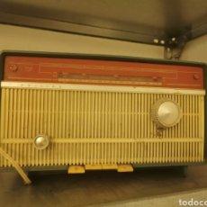 Radio a valvole: ANTIGUO APARATO DE RADIO MARCA PHILIPS. Lote 267400739