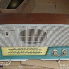 Radio a valvole: INCREÍBLE RADIO DE COLECCIÓN. Lote 267481429