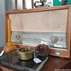 Radios de válvulas: MAGNÍFICA RADIO SABA MEWRSBURG FUNCIONANDO. Lote 267750524