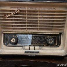 "Radios à lampes: TELEFUNKEN FA-1775. ""FESTIVAL 58"". Lote 267804614"