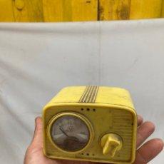 Radio a valvole: PEQUEÑO TRANSFORMADOR DE RADIO ANTIGUA,BAQUELITA!. Lote 268763659