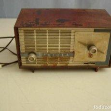 Radios à lampes: ANCIENNE RADIO RADIOLA B1F 20U DE 1961 1. Lote 268948989