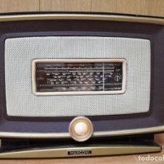 Rádios de válvulas: RADIO MARCONI 450. Lote 269086998