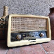 Rádios de válvulas: TELEFUNKEN CAMPANELA U-2146-FM - RADIO ANTIGUA DE VÁLVULAS - VINTAGE. Lote 269711718