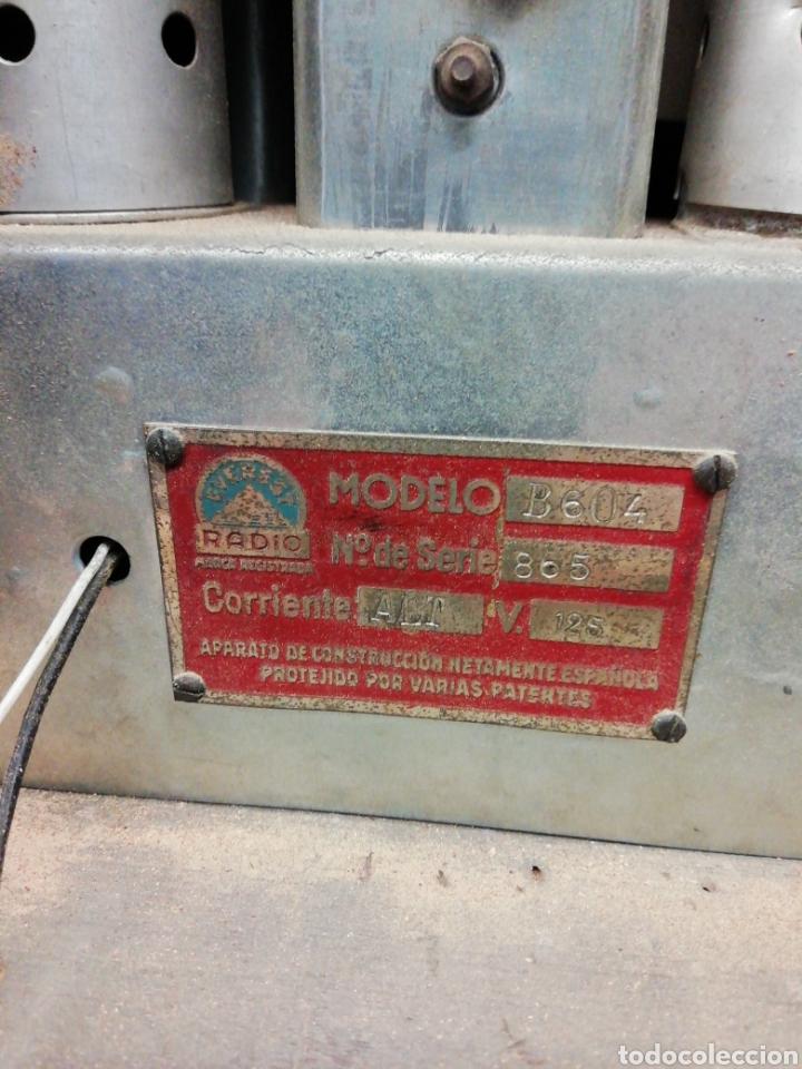 Radios de válvulas: Radio antigua Everest - Foto 9 - 239682395