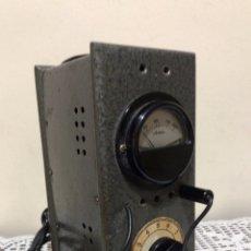 Radios de válvulas: ELEVADOR REDUCTOR SEVEIN (TRANSFORMADOR), DE 80 W DE POTENCIA.. Lote 269965933