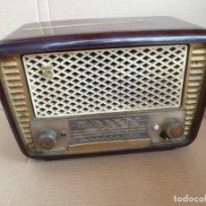 Radios de válvulas: RADIO PHILIPS MODELO 241 PARA RESTAURAR O PIEZAS. Lote 270179573