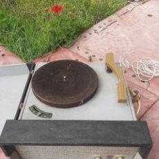 Radios de válvulas: TOCADISCOS CID DE LAMPARAS. Lote 270247863