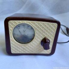 Radios de válvulas: ANTIGUO ELEVADOR REDUCTOR TRANFORMADOR DE CORRIENTE PARA RADIO MARCA PHONOVOX. Lote 271555253