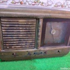 Radios à lampes: RADIO ANTIGUA.. Lote 271959028