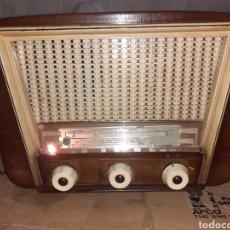 Radios de válvulas: RADIO MUNDIAL RADIO ANCAR COMPETIDOR U5, FUNCIONA.. Lote 272245878