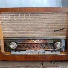 Rádios de válvulas: RADIO BLAUPUNKT GRANADA 2625, FUNCIONA, VER FOTOS... Lote 272734358