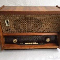 Rádios de válvulas: RADIO RECEPTOR DE VÁLVULAS SCHNEIDER. Lote 273095588