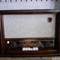 Radios de válvulas: RADIO PHILIPS BX543A, FUNCIONANDO. .... Lote 273343533