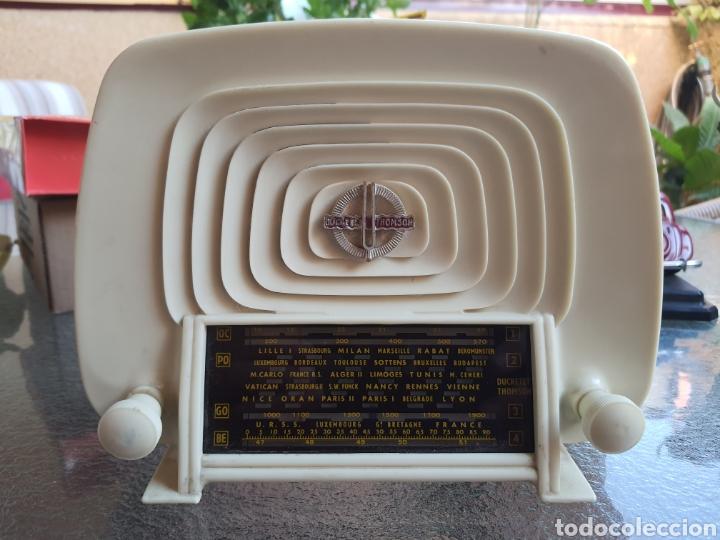 RADIO DE BALBULAS THOMSO. FUNCIONA BIEN. (Radios, Gramófonos, Grabadoras y Otros - Radios de Válvulas)