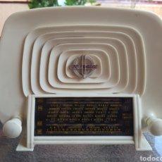 Radios de válvulas: RADIO DE BALBULAS THOMSO. FUNCIONA BIEN.. Lote 273357488