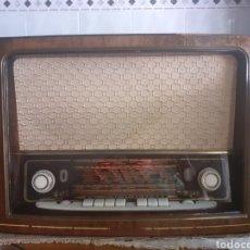 Radios de válvulas: RADIO METZ 405/3D WF, FUNCIONANDO... Lote 273738923