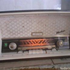 Radios de válvulas: RADIO PHILIPS BD473A, MERKUR. FUNCIONANDO... Lote 273742513