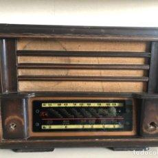 Radios à lampes: RADIO ANTIGUA VALVULAS. Lote 273926508
