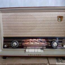 Radio a valvole: RADIO PHILIPS B5X72A, FUNCIONANDO.... Lote 273998978
