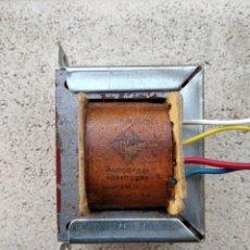 Radios à lampes: PEQUEÑO TRANSFORMADOR TELEFUNKEN PARA SALIDA DE AUDIO. Lote 274017023