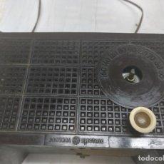 Radios à lampes: VINTAGE GENERAL ELECTRIC RADIO VALVULAS MODEL 419 1955 NO PROBADO BAQUELITA O PLASTICO EE.UU.. Lote 274288818