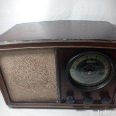 Radios de válvulas: ANTIGUA RADIO VÁLVULAS MARCA IBERIA NO COPIA REF240. Lote 274557193