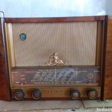 Radios de válvulas: RADIO FRIDOR 230, FUNCIONA... Lote 274617288