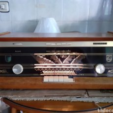 Radios de válvulas: RADIO PHILIPS, B5X23A/74, FUNCIONANDO... Lote 274622913