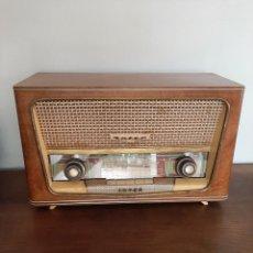 Radios de válvulas: RADIO INTER, MODELO MANILA. A VÁLVULAS. Lote 274818443